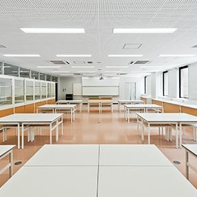 ソーイング実習室